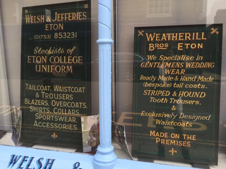 Welsh & Jeffries Eton