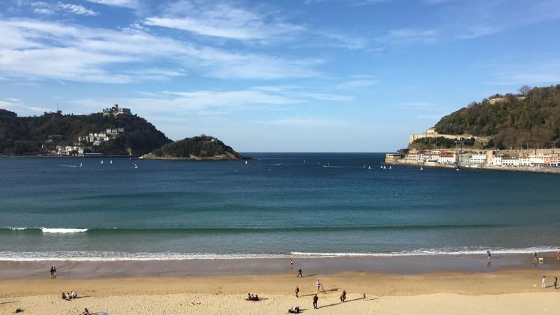 Highlight: La Concha Bay, Bay of Biscay