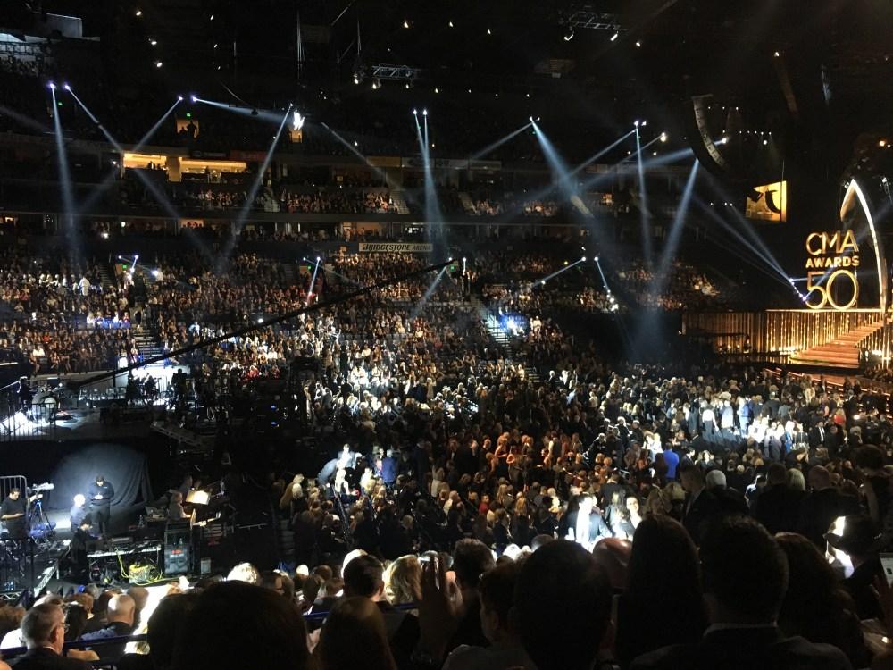 Country Music Awards Nashville 2016