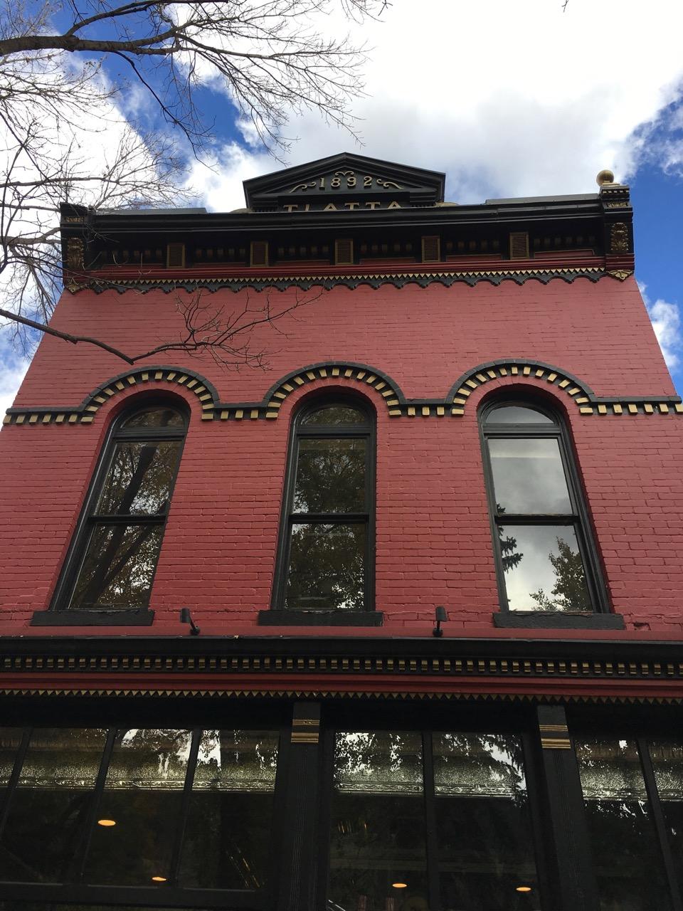 1892 buildings