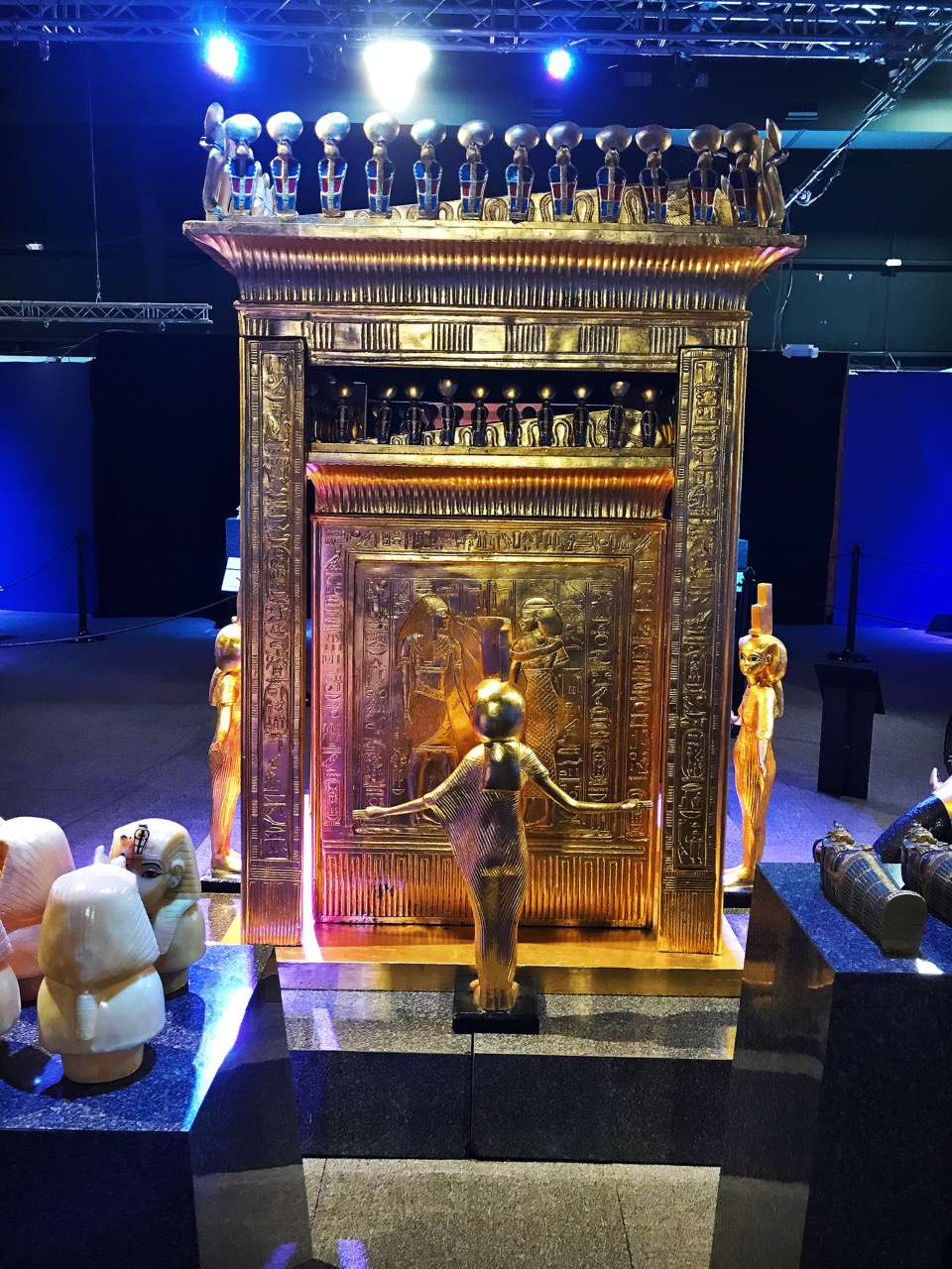 Tutankhamun Artifacts