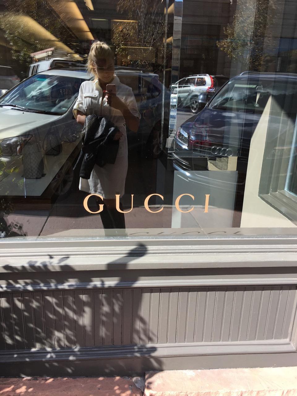 Gucci aspen