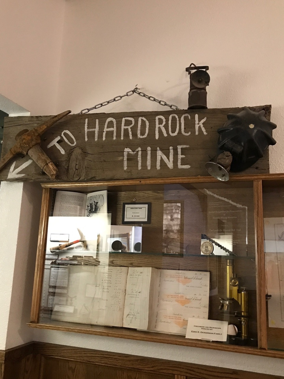 Hard Rock Mine Photos of the West