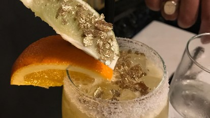 24 karat cocktails in Miami