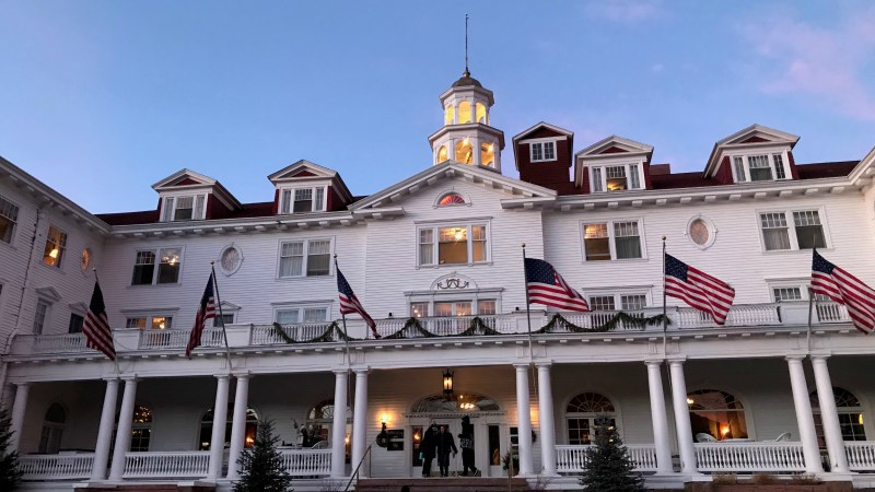 Hauntings at Stephen King's Stanley Hotel