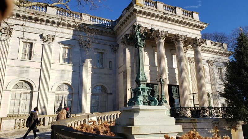Marble House, Newport, Part One