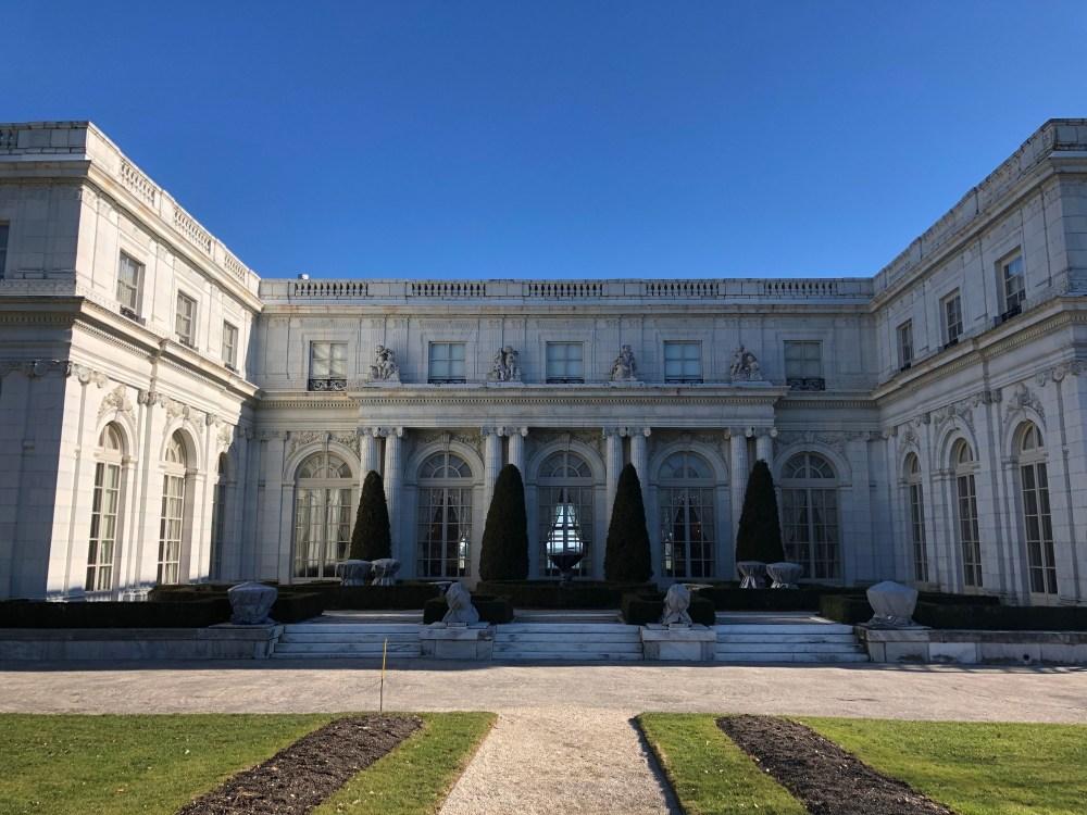 Rosecliff Mansion, Newport Rhode Island