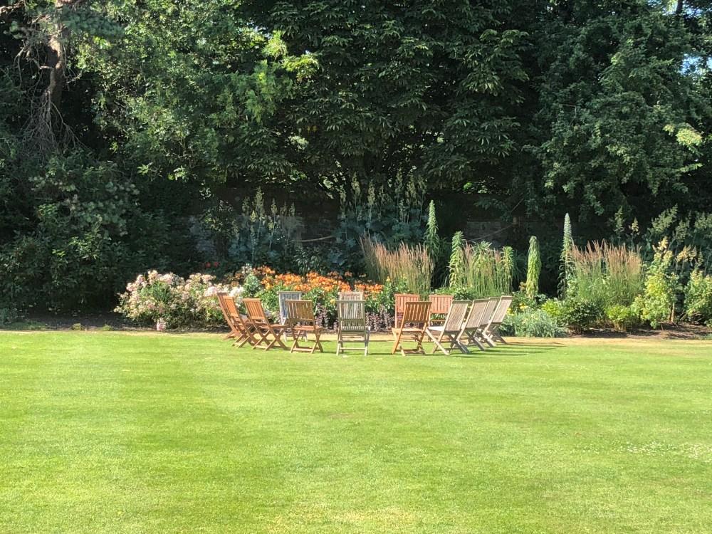 Gardens Oxford
