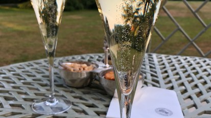 Champagne at a William III Country House