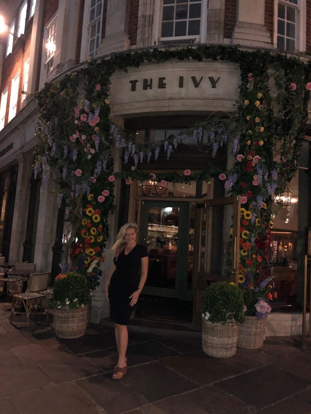 "The Ivy York ""Bloom!"" Flower Show"