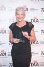 TAA Awards Mila Szumska House Keeper of the Year