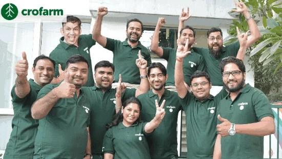 Gurugram Based AgriTech Startup 'Crofarm' Raises $1 Million In Funding, Enters B2B2C Space