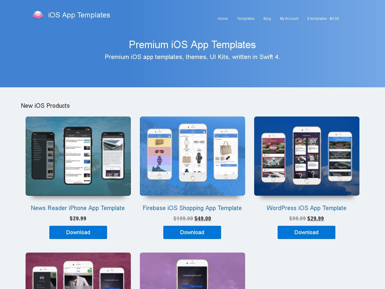 pitch for ios app templates the startup pitch