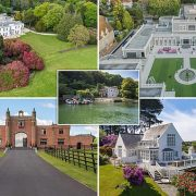 Top five: These are the top five most viewed homes online via Rightmove this summer