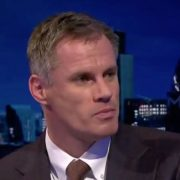 Carragher changes mind on Arsenal's top four chances after Liverpool defeat