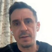 Gary Neville changes his title prediction after Liverpool's win over Arsenal