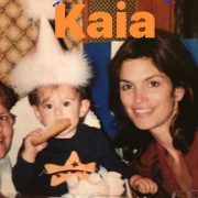Celebration!Model Kaia Gerber turned 19-years-old on Thursday and her doting parents, Cindy Crawford and Rande Gerber, each took to social media with sweet tributes to their