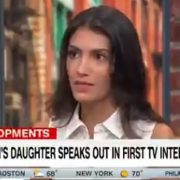 Samantha Cohen, the daughter of former Trump fixer Michael Cohen, has recounted a series of 'creepy' comments President Donald Trump allegedly made about her when she was 15-years-old, in an interview with CNN