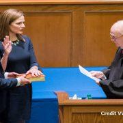 Report: Trump Picks Amy Coney Barrett for Court