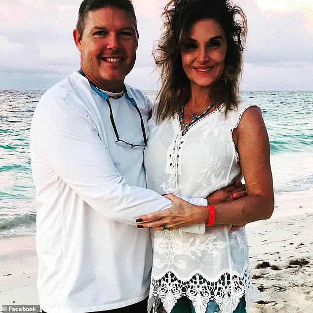 Investigators say they're concerned for her well-being as she suffers from unspecified mental health conditions and requires care. Scott and Stephanie have been married for 25 years