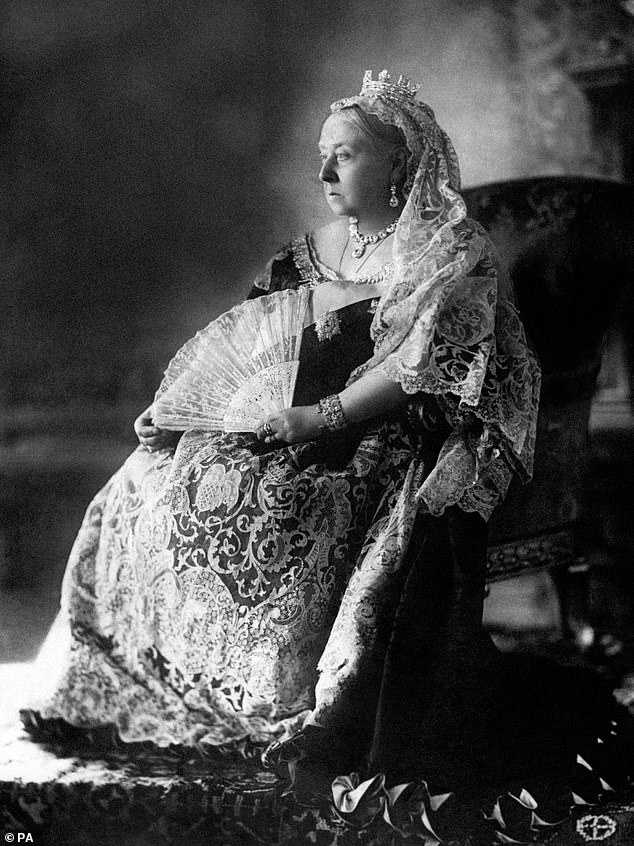 Osborne House on the Isle of Wight was the seaside home of monarch Queen Victoria, who had described Sarah as 'sharp and intelligent,' in her private diary