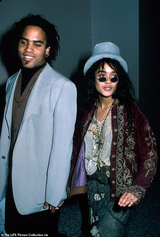 Kravitz's memoir ends when he becomes a star with the release of 'Let Love Rule' and does not detail the end of his marriage to Bonet. But in interviews he has elaborated on the effect that his father's cheating had on him
