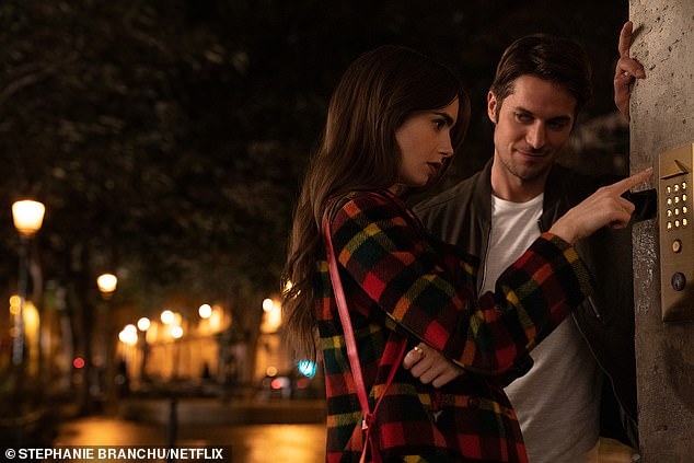 Audiences fawned over smoldering Gabriel, who entertains a flirtatious friendship with the American girl