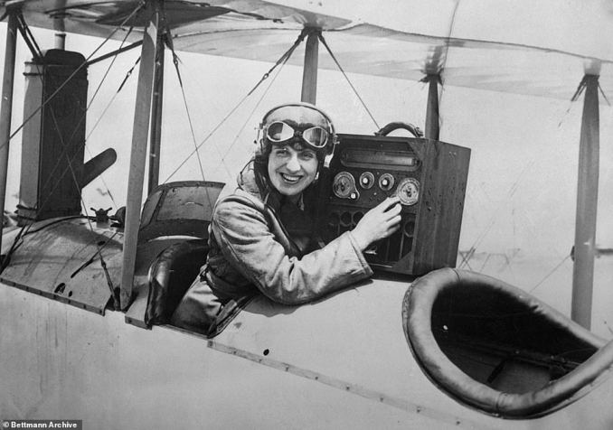 In 1925, McPherson chartered an airplane to give her Sunday sermon in Los Angeles. She used the opportunity for publicity and arranged for congregants and reporters to meet her at the airport. After the plane failed to takeoff, she turned it into a sermon called 'the Heavenly Airplane' in which the devil was the pilot, sin was the engine and temptation was the propeller