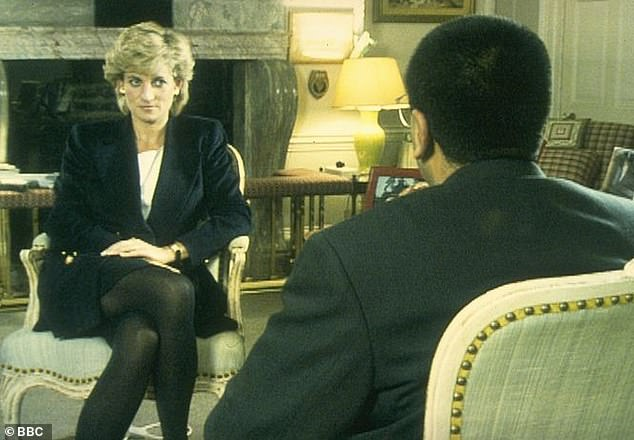 No one and nothing was off limits; Diana didn't even spare her own reputation. In one gripping exchange with BBC journalist Martin Bashir, she admitted she had been unfaithful with Army officer James Hewitt. 'Yes, I adored him,' she said. 'Yes, I was in love with him'