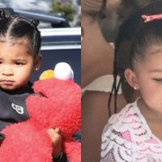 True Thompson, 2, Hits The Playground With Stormi, 2, For Sweet Cousin Playdate — See Pic
