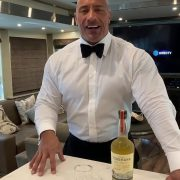 Dwayne The Rock Johnson toasts to his fans as he celebrates earning 200 million Instagram followers