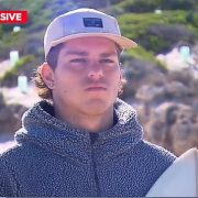 Perth North Beach shark attack: Teen surfer Sav Marafioti 'thought he was going to die'