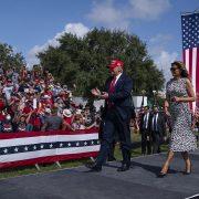 Trump and Biden host dueling rallies in battleground state Florida