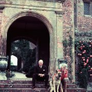 Vita Sackville-West and her husband Harold were both gay but devoted to each other and their garden