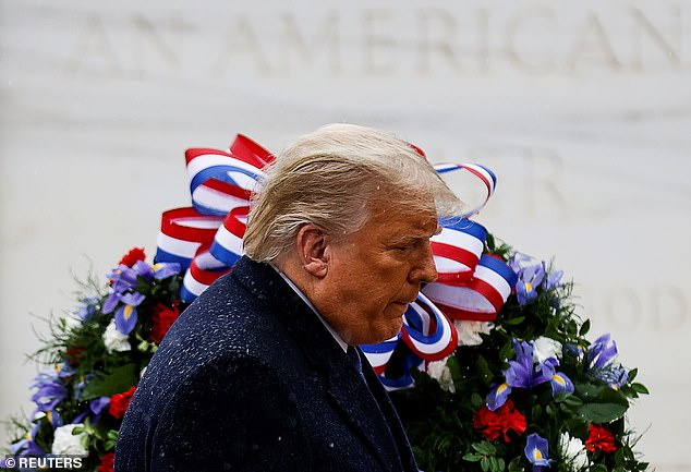 Some military members are expressing opposition to the potential plans, claiming it is an attempt by President Trump to ensure that he will be laid to rest at the famous cemetery when he eventually passes away