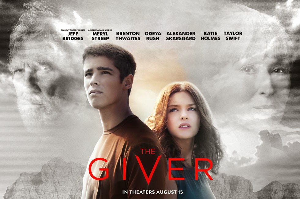 Image result for the giver 2014