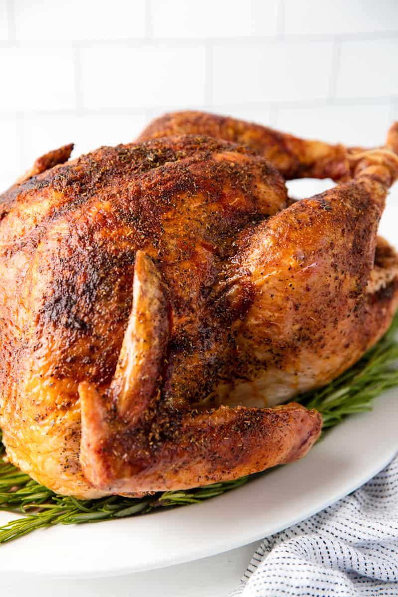 Juiciest Turkey Recipe Ever