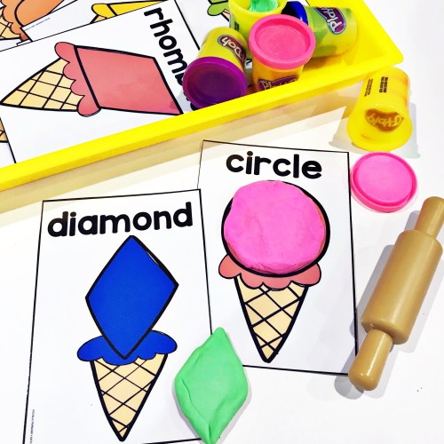 Homeschool Preschool Routine for 3 Year Olds