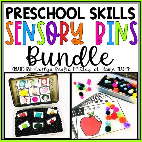Homeschool Preschool Resources
