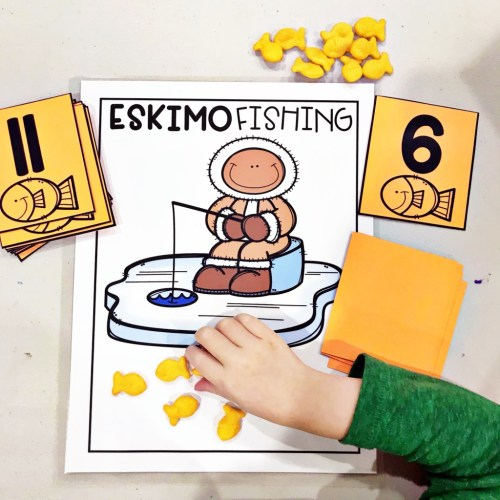 Eskimo Counting