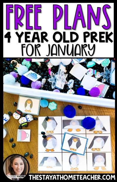January 4yo Plans3