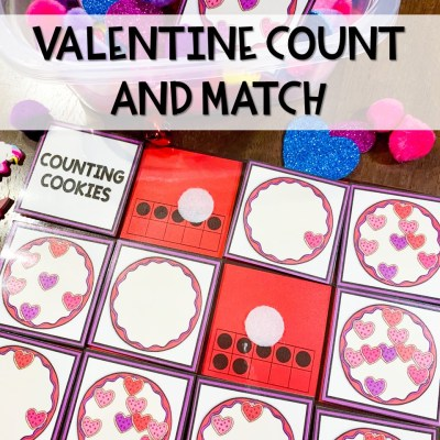 Valentine Count and Match