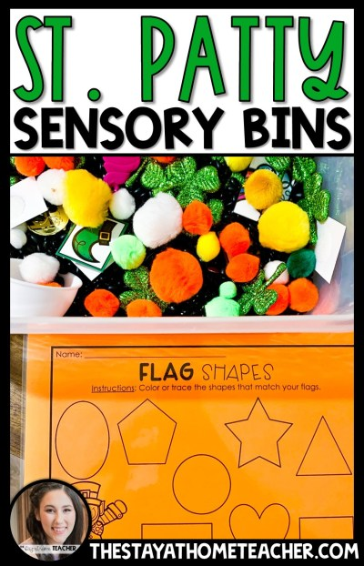 3St Patty Sensory Bins2