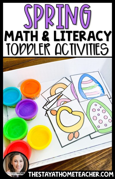 4Spring Toddler Activities1