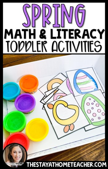 4Spring Toddler Activities1