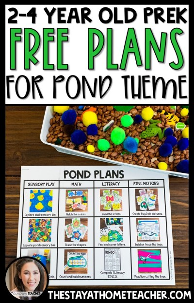 Free Pond Plans