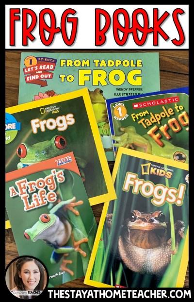 Frog Books