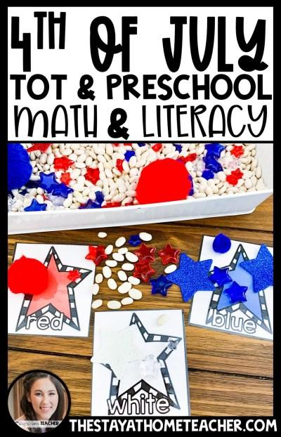 4th of july preschool centers