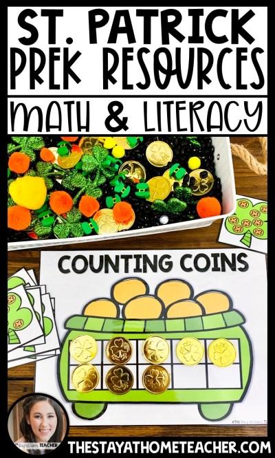 St. Patrick's Day Preschool Centers