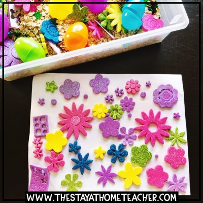 flower stickers picture
